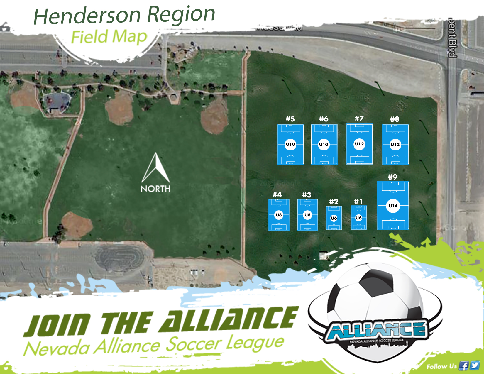 Henderson Field Map