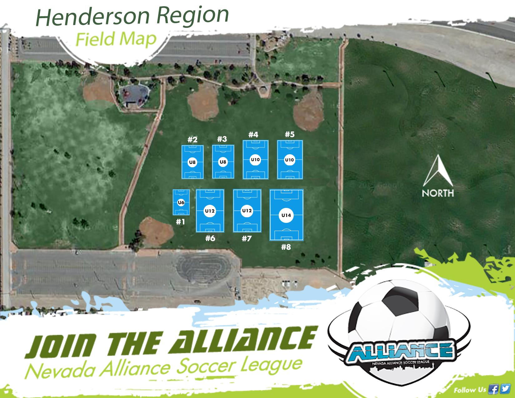 Henderson Field Map