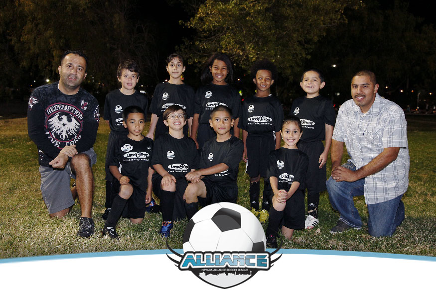 2013 Little Black Stallions U8
