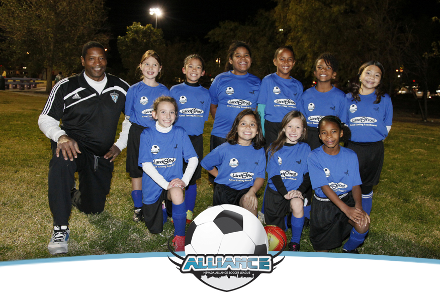 2013 Players Girls Team