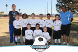 2013 White Eagles U8