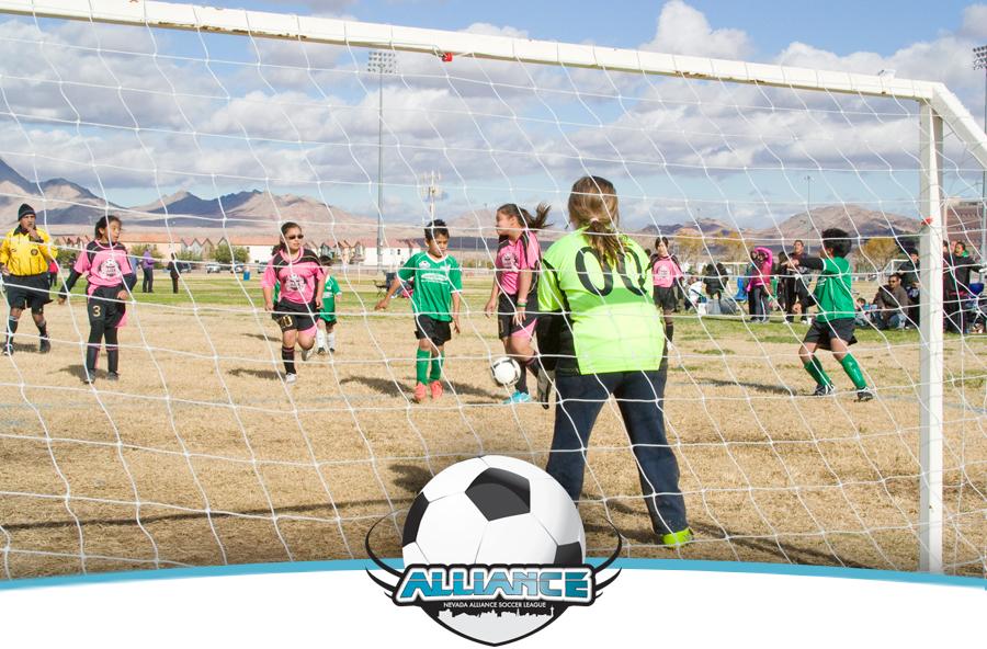 Youth Soccer In Las Vegas