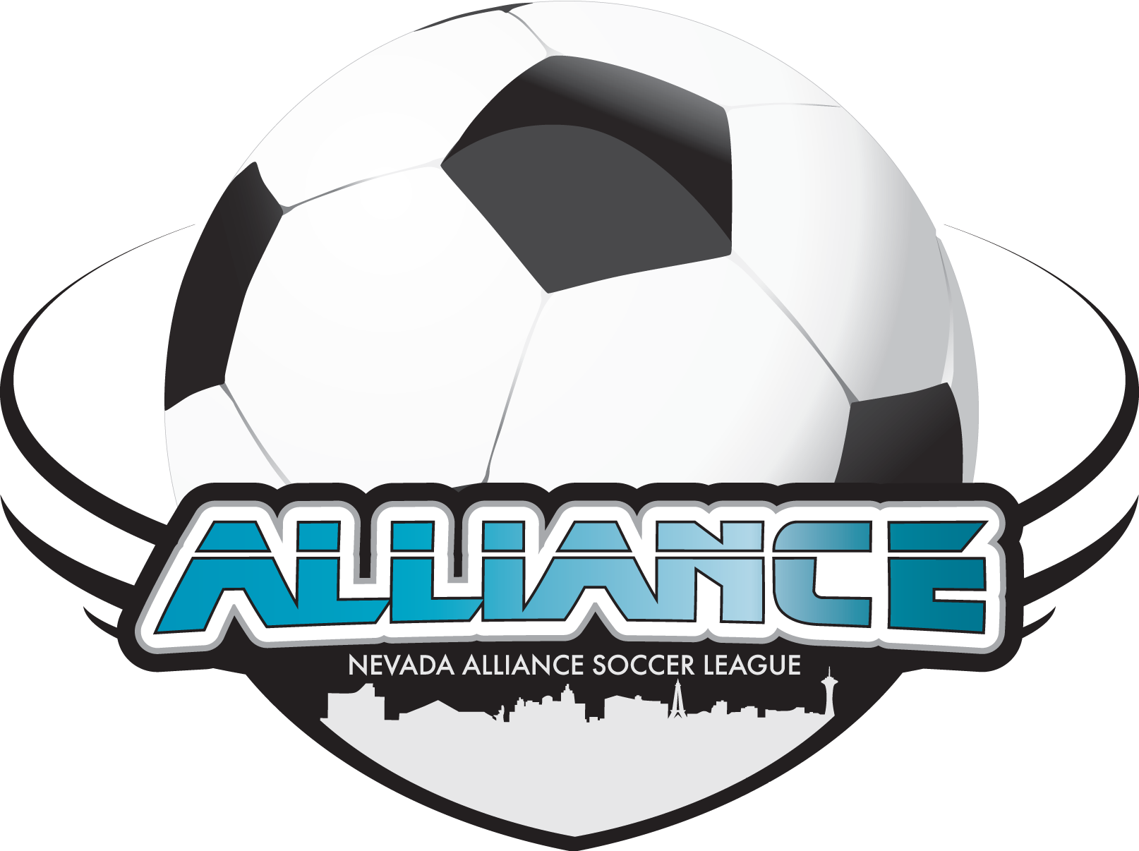 Nevada Alliance Soccer League Logo