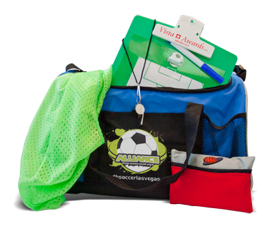 Nevada Alliance Youth Soccer Coaches Starter Kit